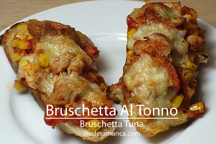Bruschetta Tuna